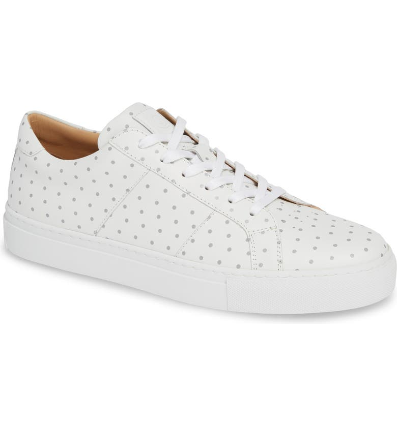 GREATS Nick Wooster x GREATS Royale Dots Low Top Sneaker, Main, color, 167