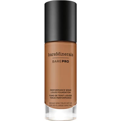 Bareminerals Barepro Performance Wear Liquid Foundation - 22 Almond