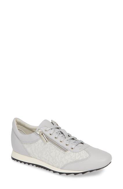 Image of Amalfi by Rangoni Fedro Low Top Leather Sneaker
