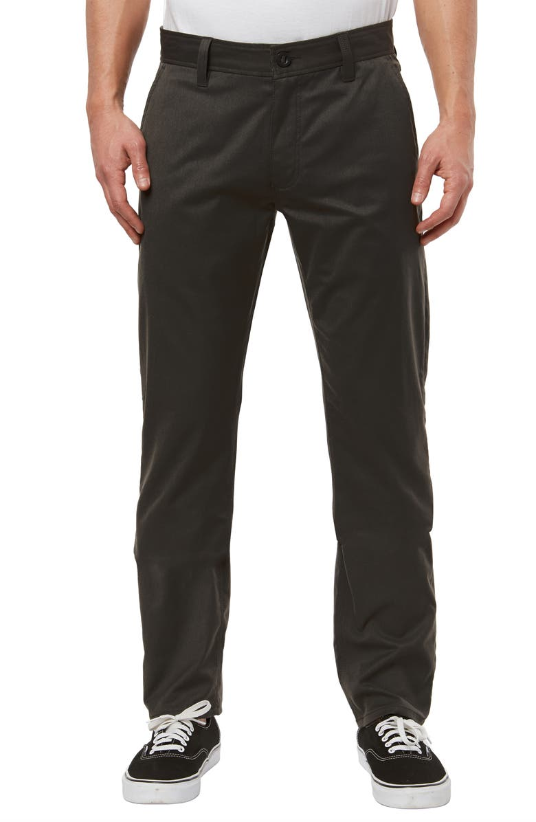 O'NEILL Redlands Hybrid Pants, Main, color, BLACK