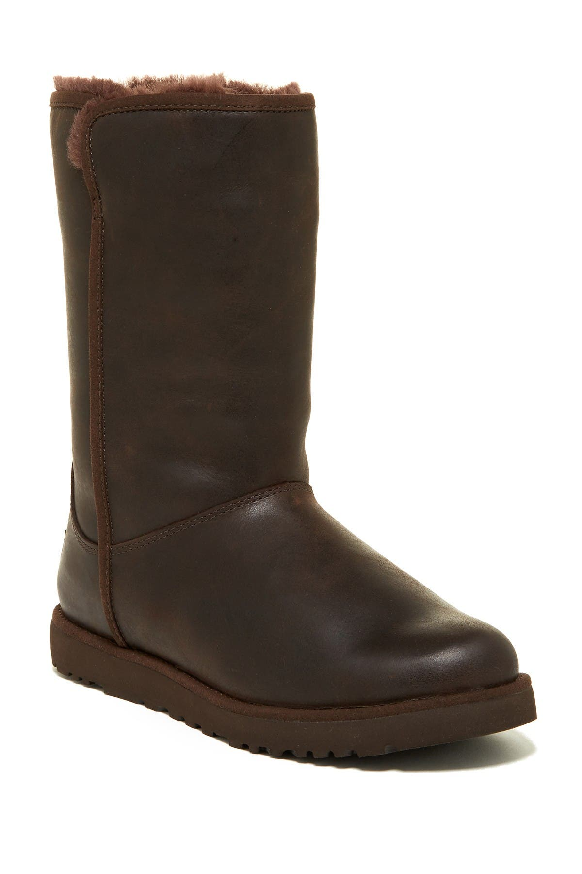 UGG | Michelle Leather Shearling Boot