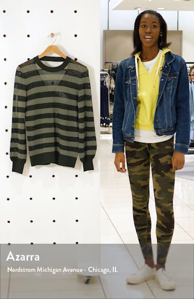 Colorblock Wool Turtleneck Sweater, sales video thumbnail