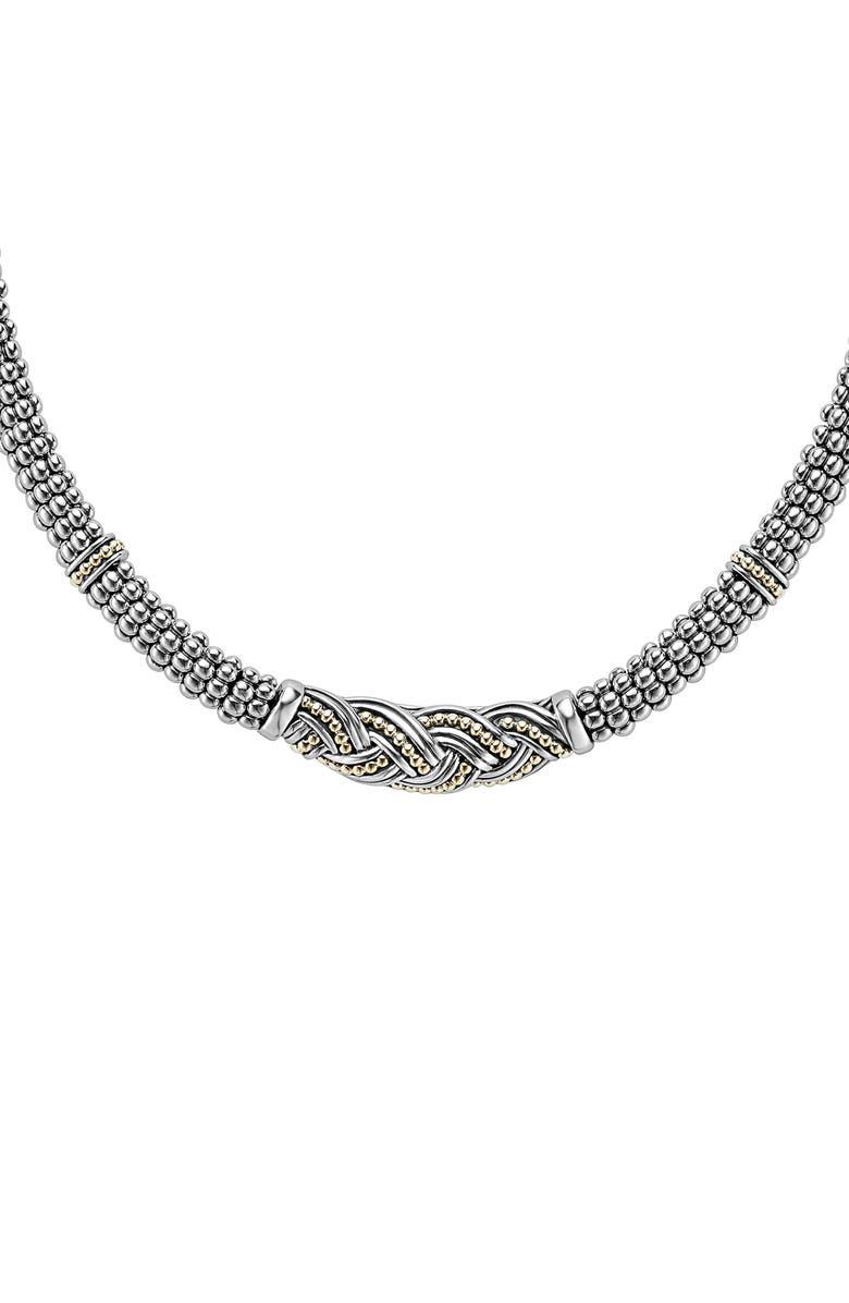 LAGOS Torsade Rope Necklace, Main, color, 040