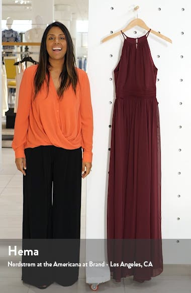 Sequin Lace Gown, sales video thumbnail
