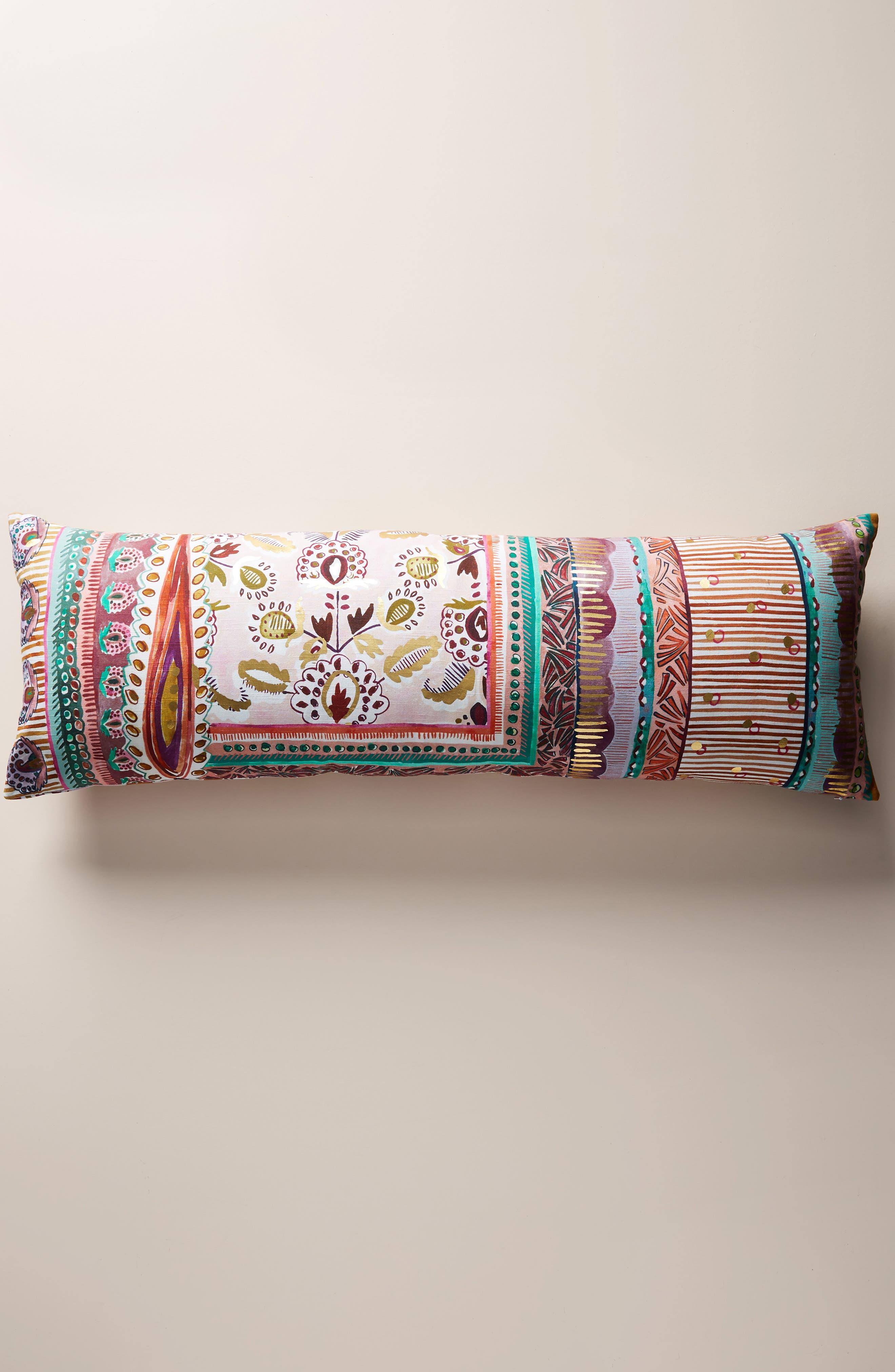 anthropologie sunder accent pillow