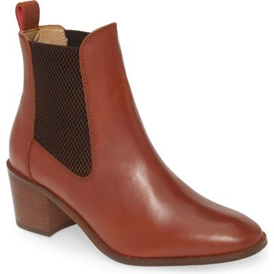 Joules Hartford Chelsea Boot, Brown
