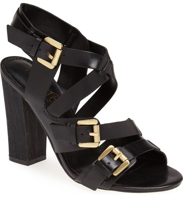 IVANKA TRUMP 'Berni' Sandal, Main, color, 001