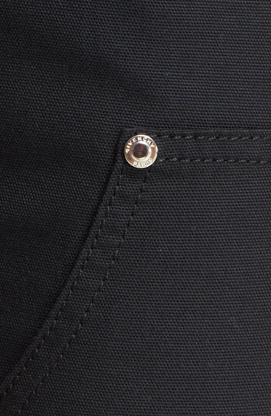 ,                             Double Front Work Pants,                             Alternate thumbnail 5, color,                             001