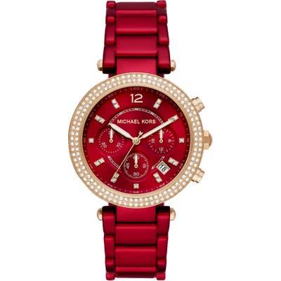 Michael Kors Parker Chronograph Bracelet Watch,