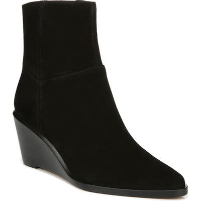 Vince Mavis Wedge Bootie, Black