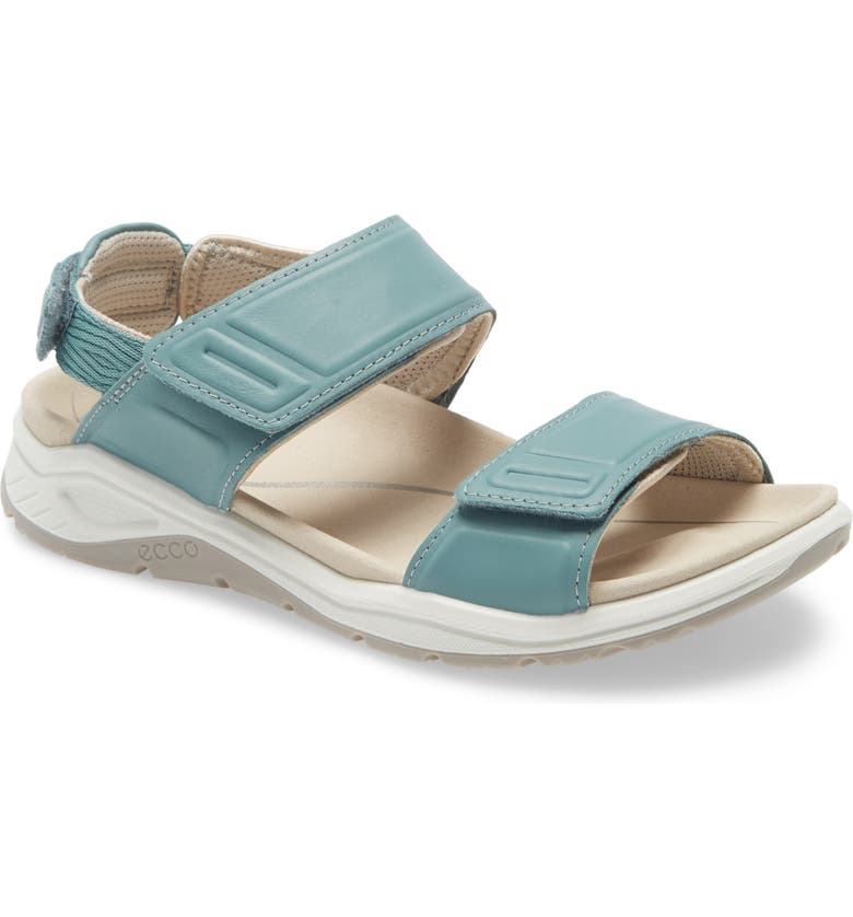 ECCO X-Trinsic Sandal, Main, color, TRELLIS LEATHER