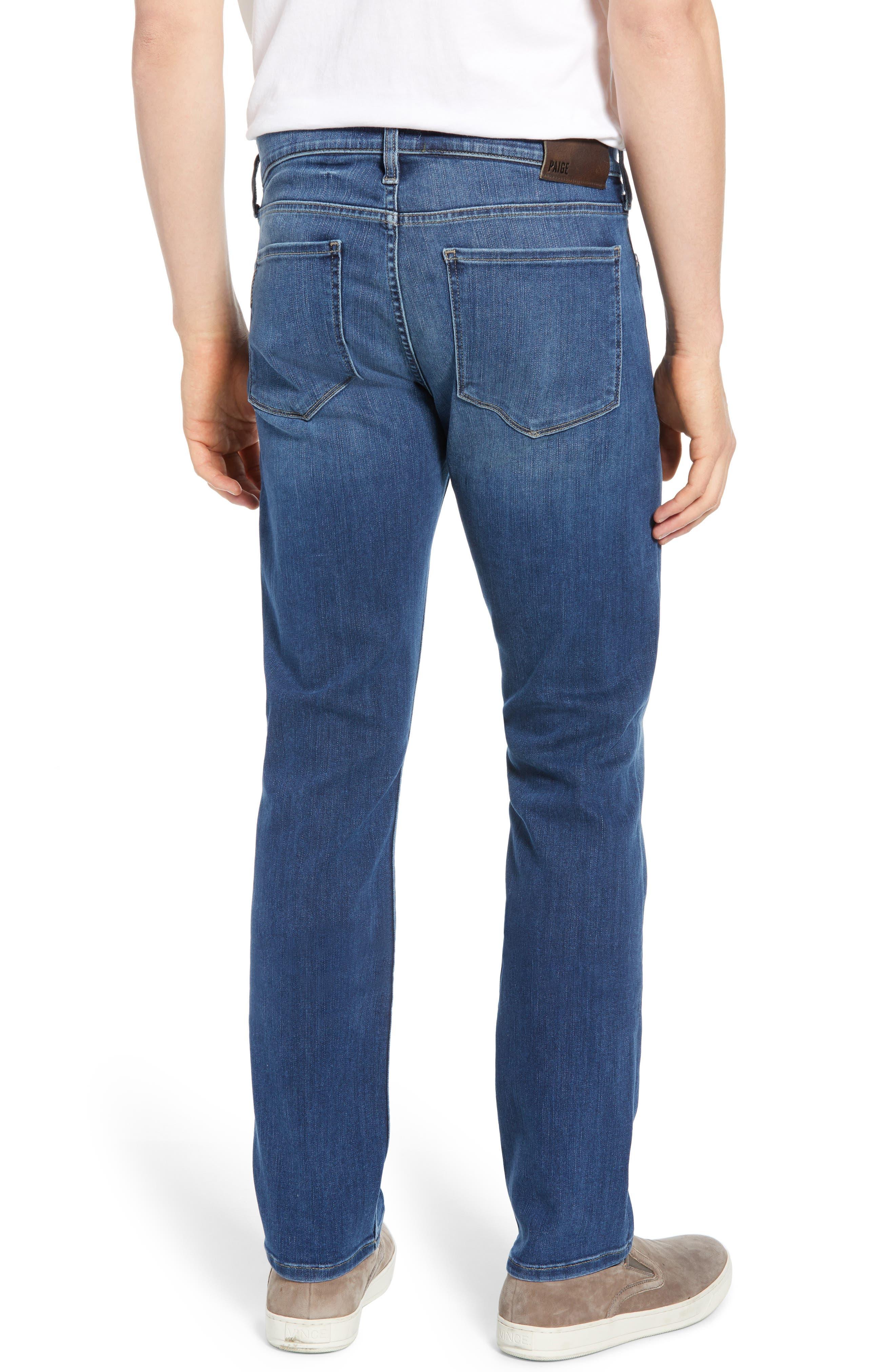,                             Transcend Vintage - Lennox Slim Fit Jeans,                             Alternate thumbnail 2, color,                             PRESTON