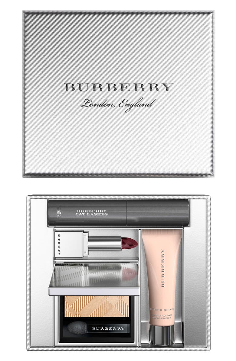 BURBERRY BEAUTY Festive Beauty Box, Main, color, 000