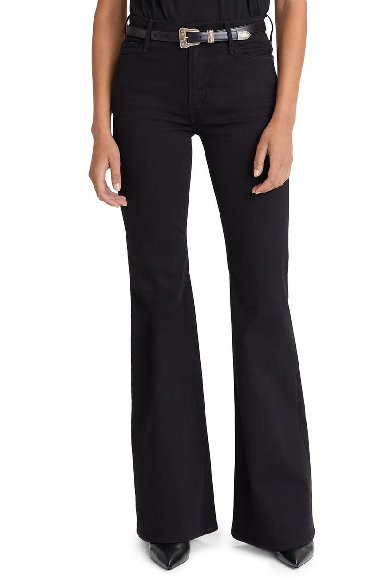 MOTHER The Doozy Flare Jeans, Main, color, NOT GUILTY