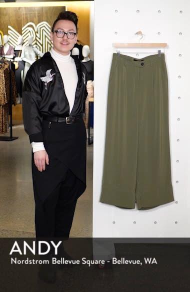 Grace Wide Leg Pants, sales video thumbnail