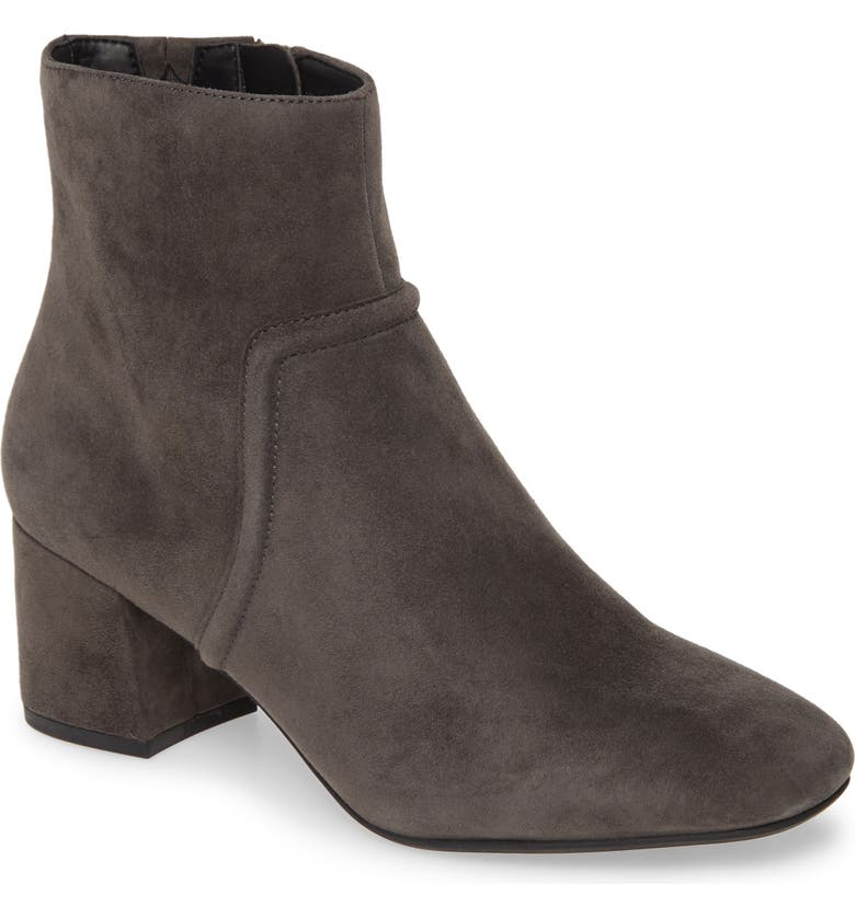 KENNETH COLE NEW YORK Ives Bombay Bootie, Main, color, ASPHALT/ GREY SUEDE