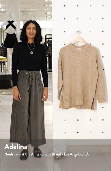 Baxer Sweater Tunic, sales video thumbnail