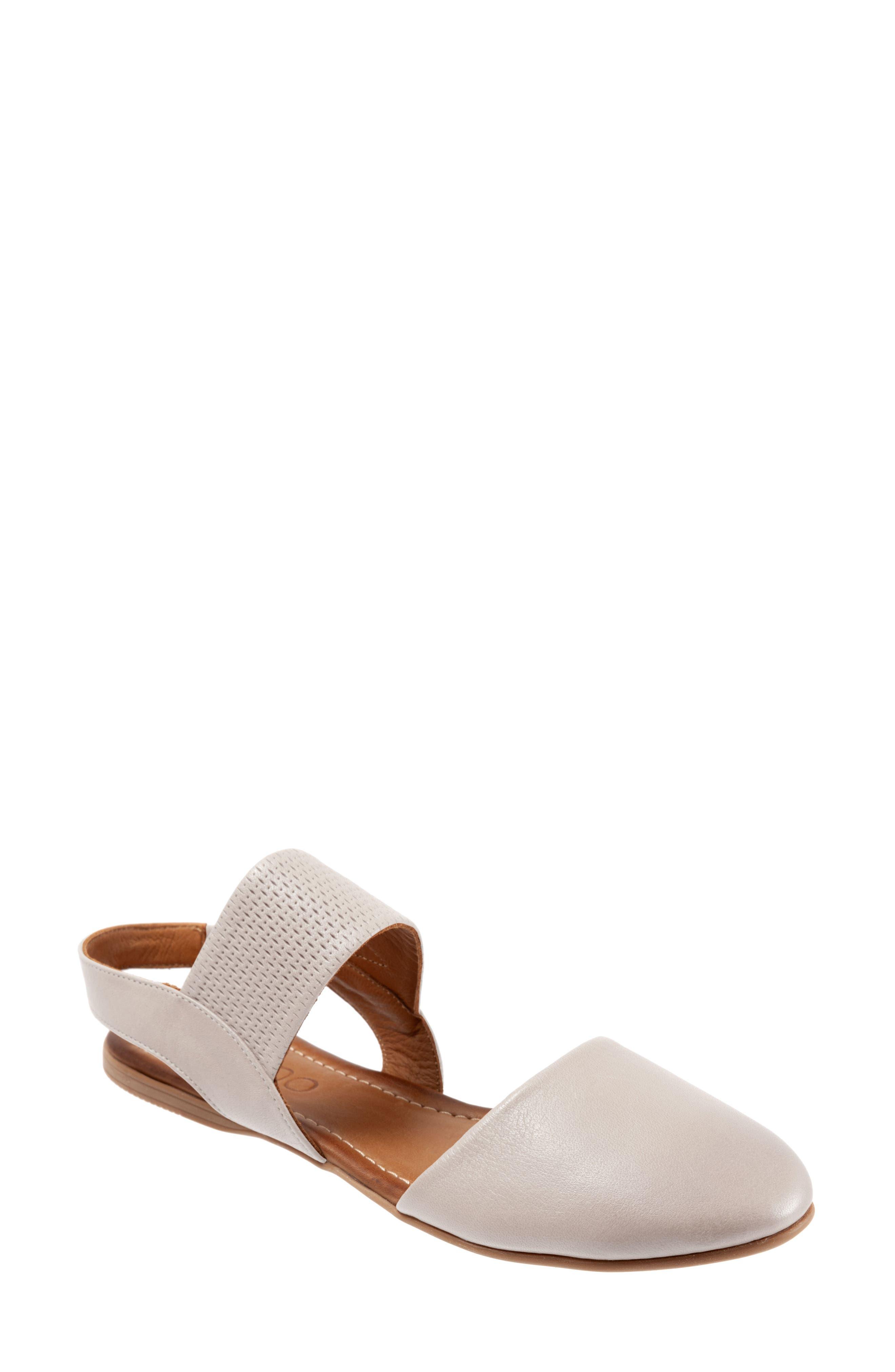 Kendal D'Orsay Flat Sandal