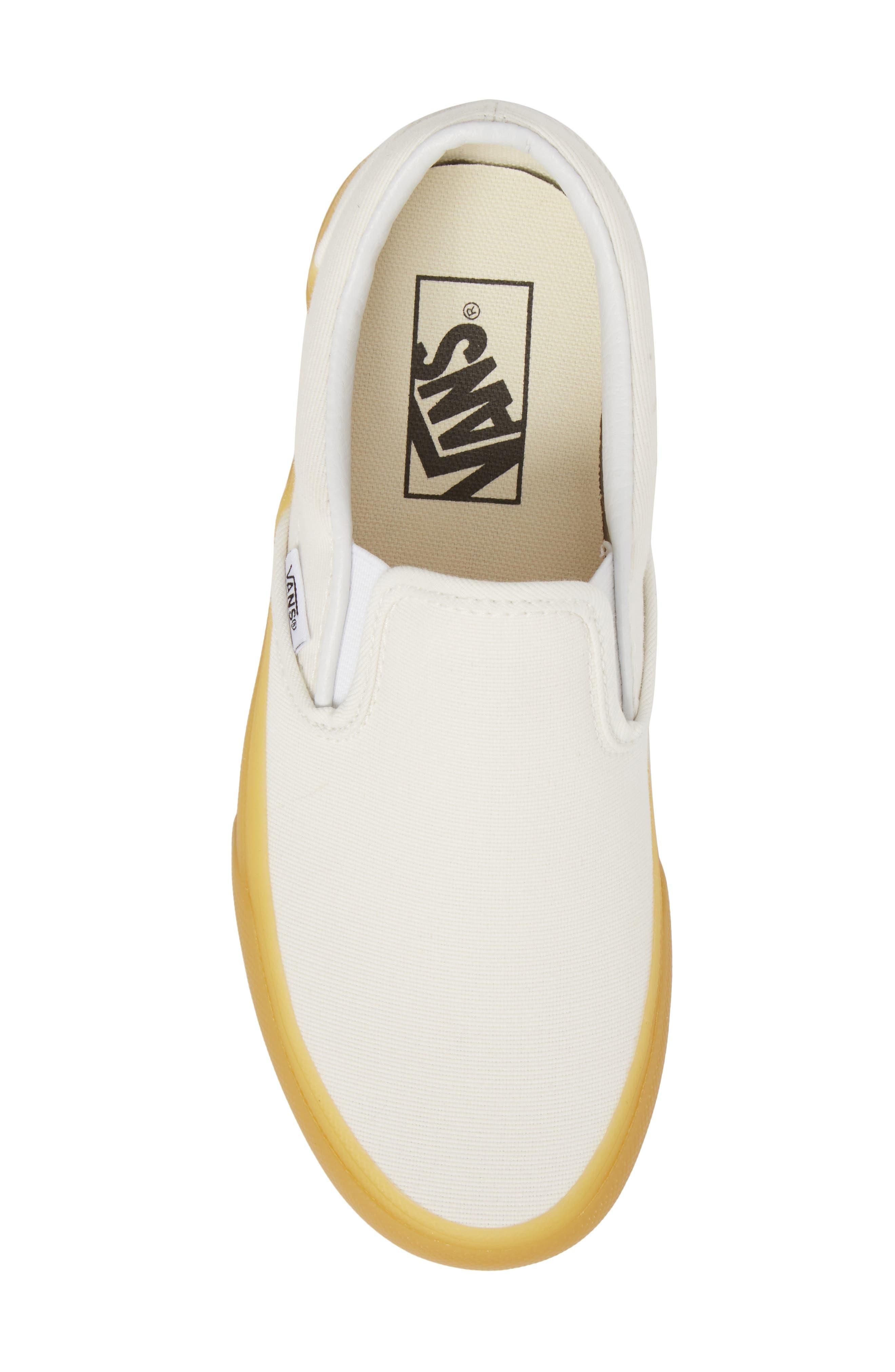 ,                             Classic Slip-On Sneaker,                             Alternate thumbnail 133, color,                             252