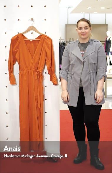 Oona Long Sleeve Midi Dress, sales video thumbnail