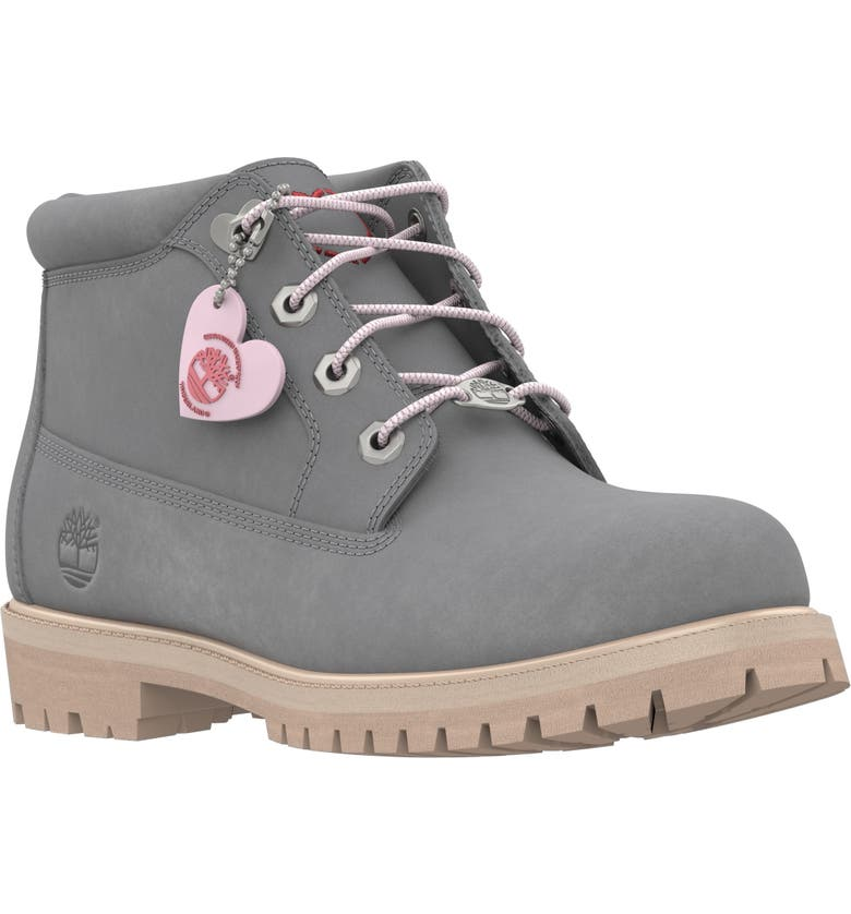 Love Collection 6 Inch Waterproof Chukka Boot