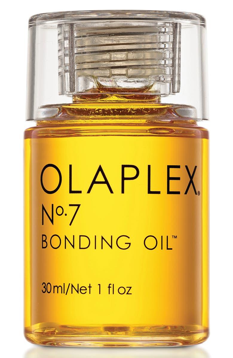 OLAPLEX No. 7 Bonding Oil, Main, color, NO COLOR