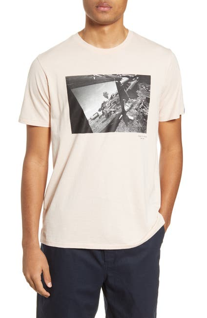 Image of Rag & Bone Junk Yard Photo T-Shirt