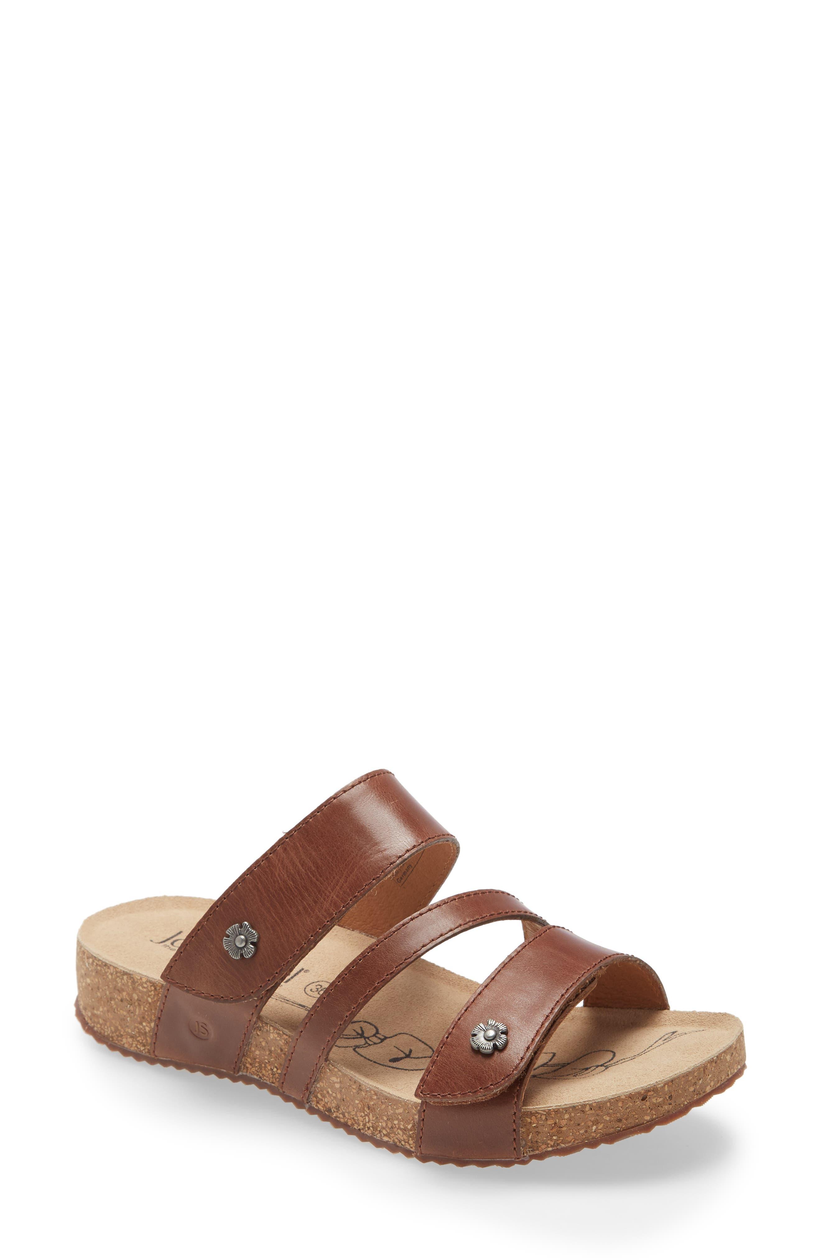 Tonga Slide Sandal