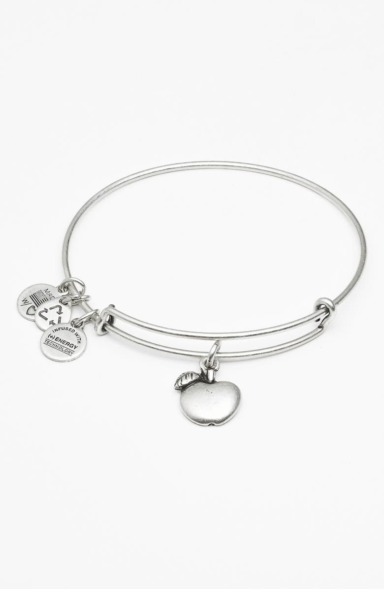 2ee23e8f5c8bb 'Apple of Abundance' Expandable Wire Bangle