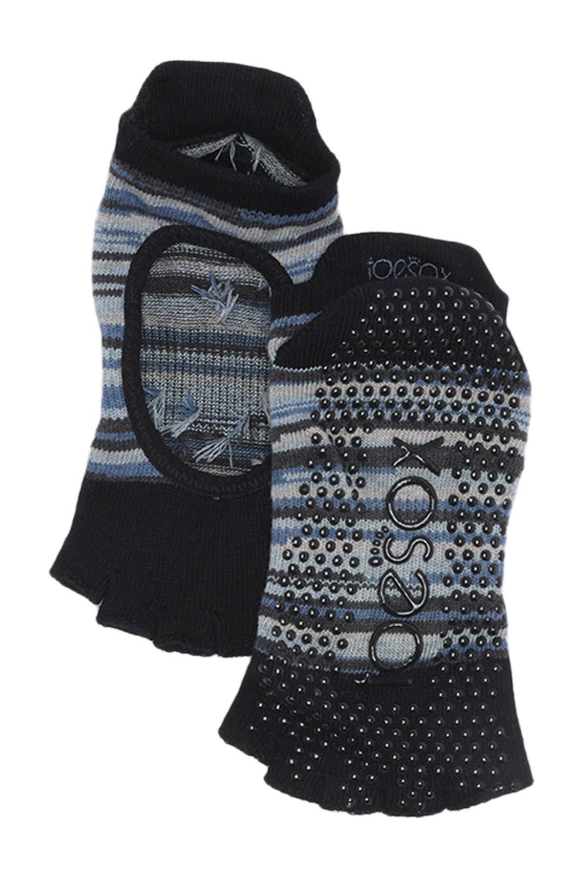 Image of ToeSox Half Toe Bellarina Grip Socks
