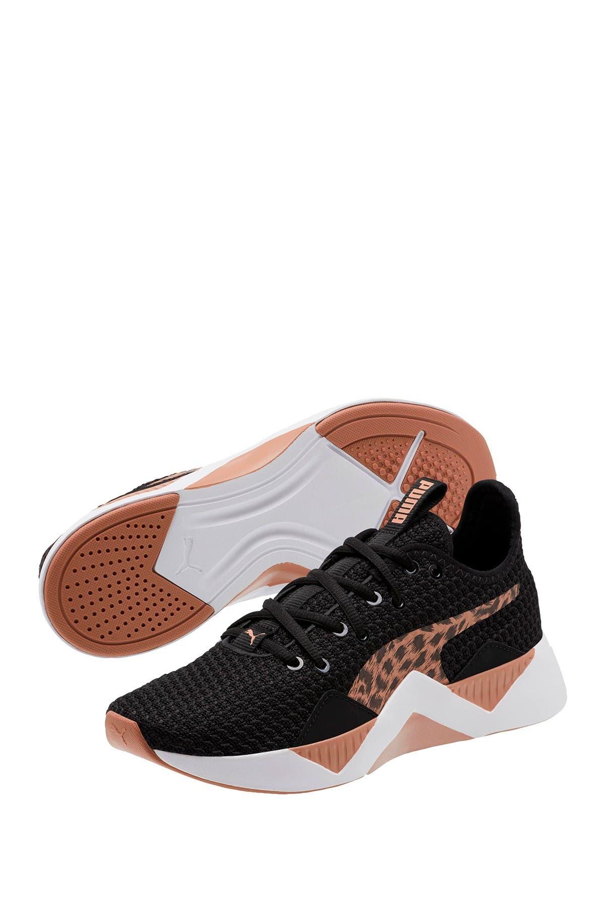 PUMA | Incite Leopard Sneaker