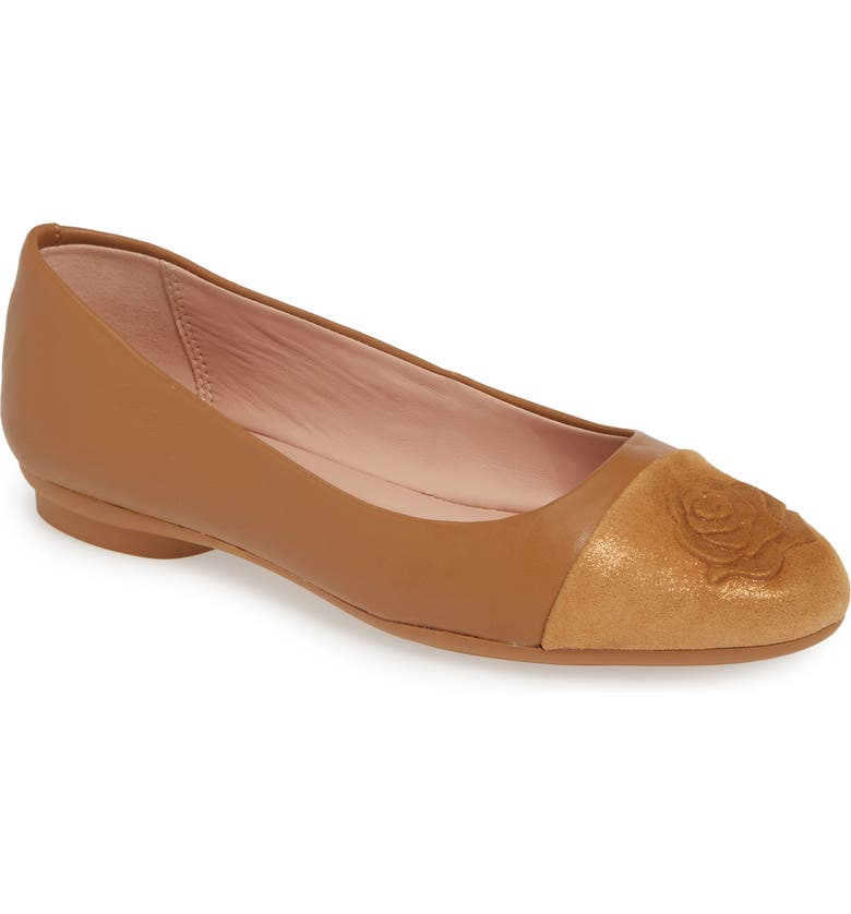 TARYN ROSE Annabella Flat, Main, color, 200