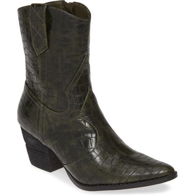 Coconuts By Matisse After Dark Bootie, Green
