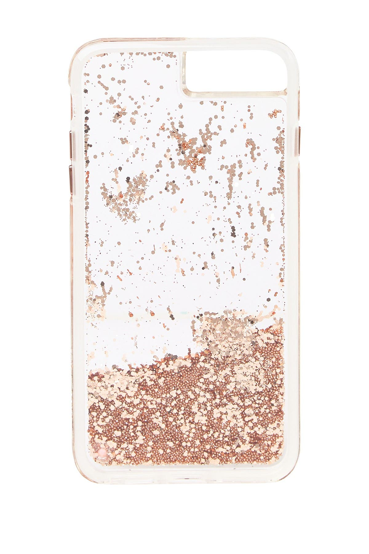 Image of Case-Mate iPhone 8 Plus Waterfall - Gold Phone Case