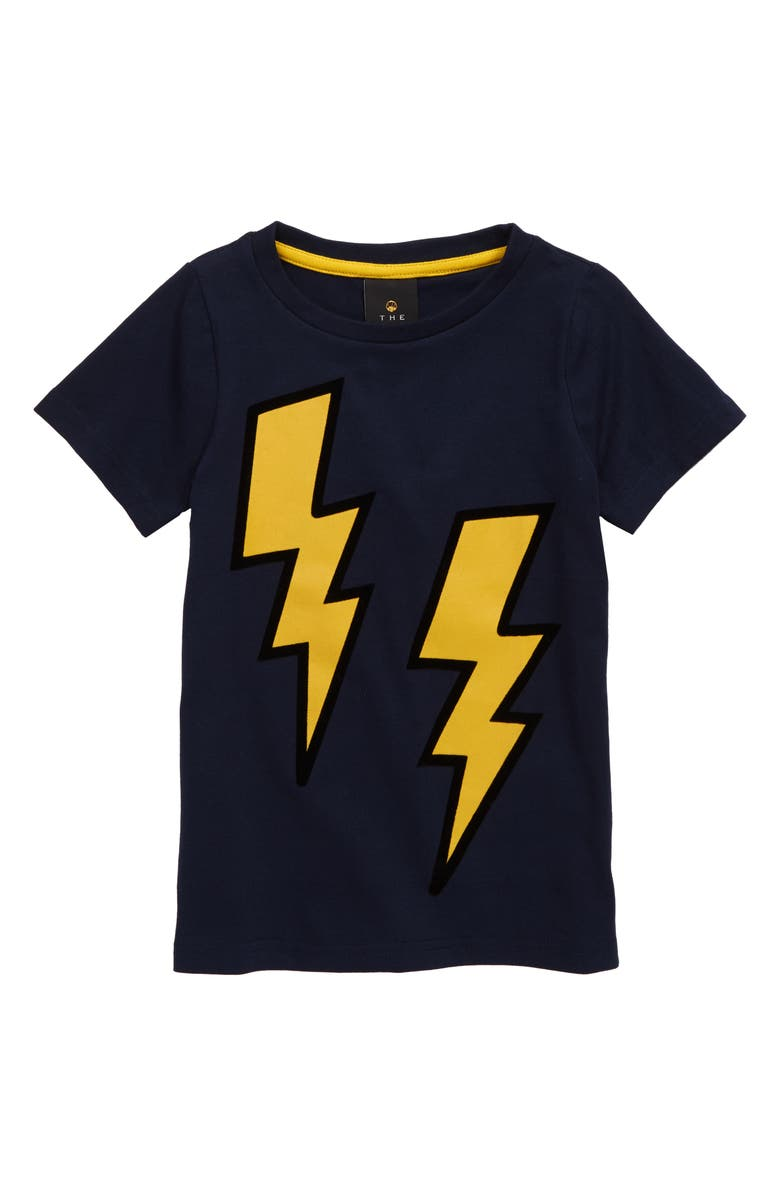 THE NEW Ode Graphic Tee, Main, color, 410