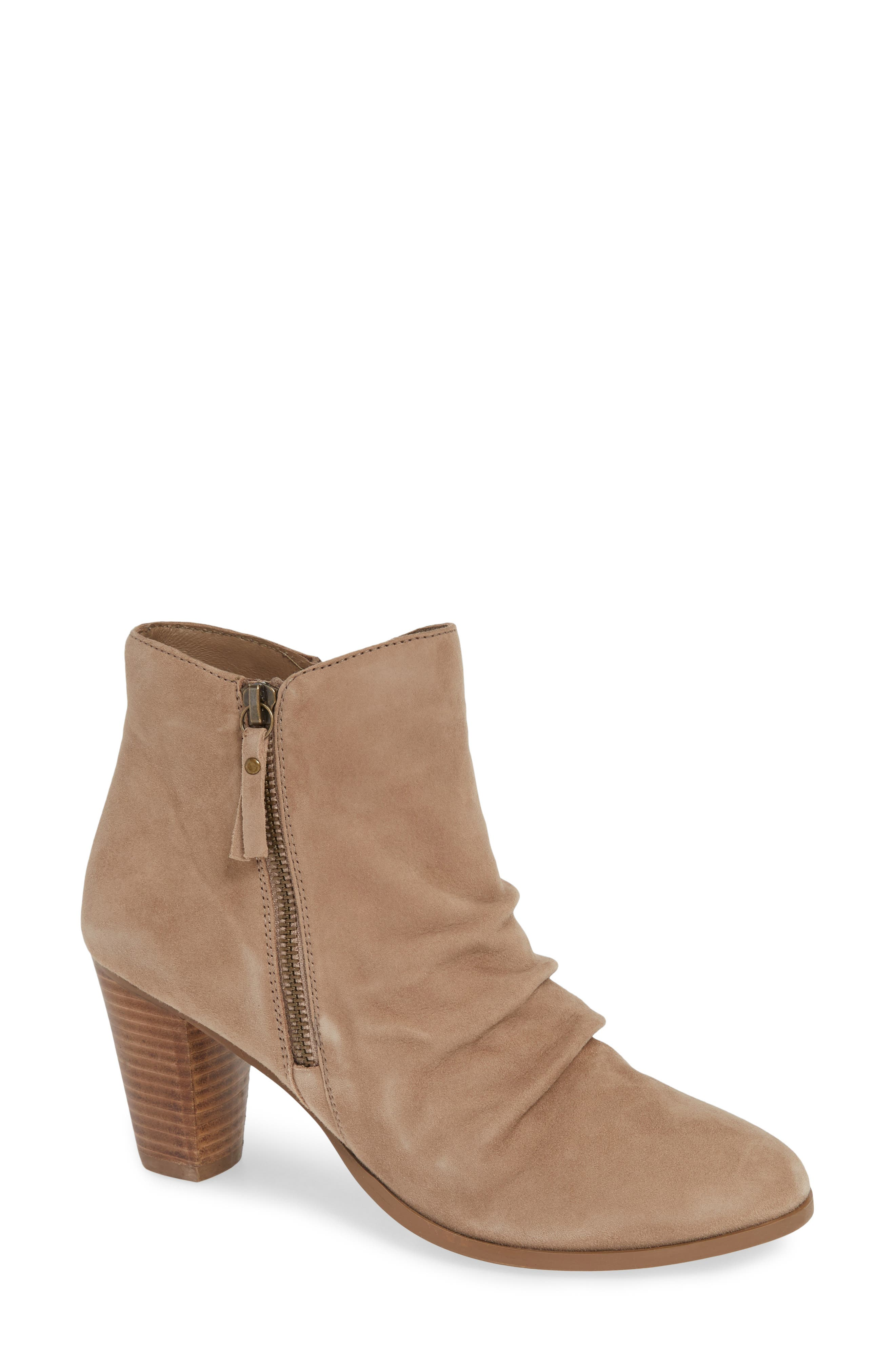 Niki Bootie, Main, color, TAUPE