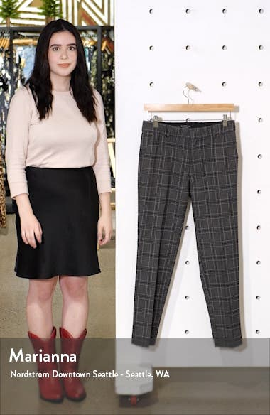 Plaid Skinny Pants, sales video thumbnail