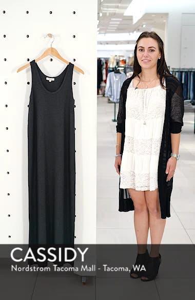 ed80ada467c ... Jersey Maxi Tank Dress, sales video thumbnail