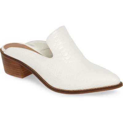Chinese Laundry Marnie Loafer Mule- White