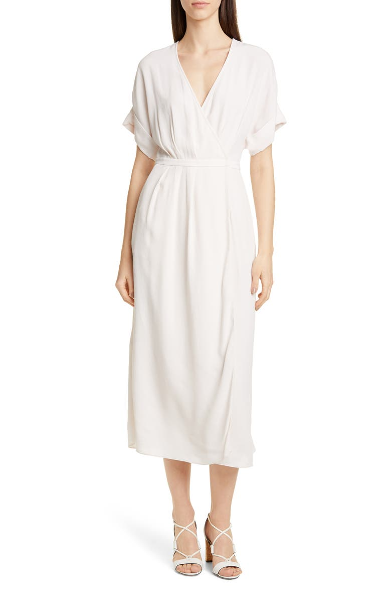 EQUIPMENT Tavine Midi Dress, Main, color, BOUT DE LUNE