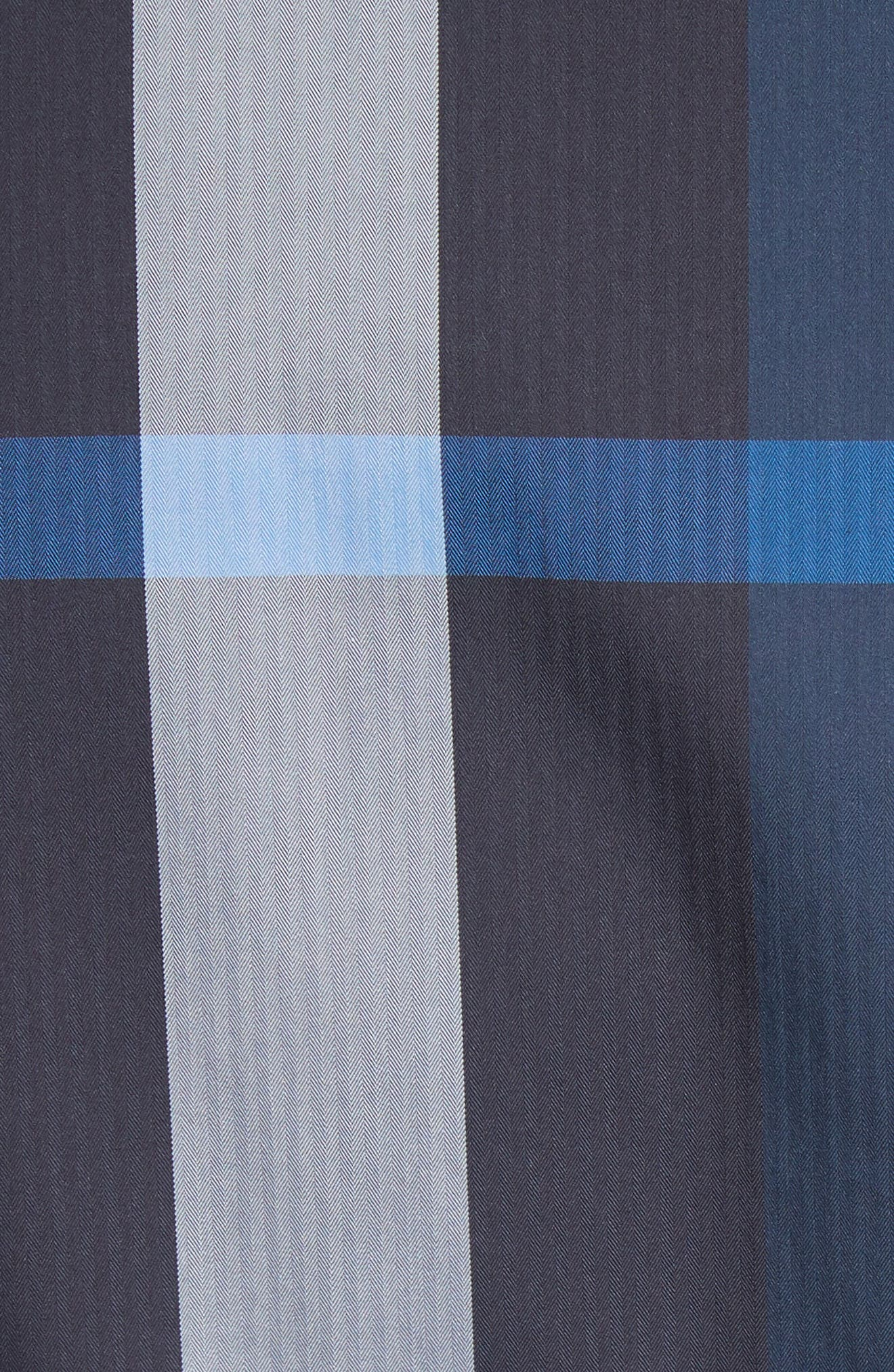 ,                             Thornaby Slim Fit Plaid Sport Shirt,                             Alternate thumbnail 22, color,                             406