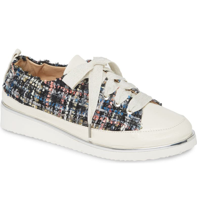 RON WHITE Nova Sneaker, Main, color, ONYX MULTI