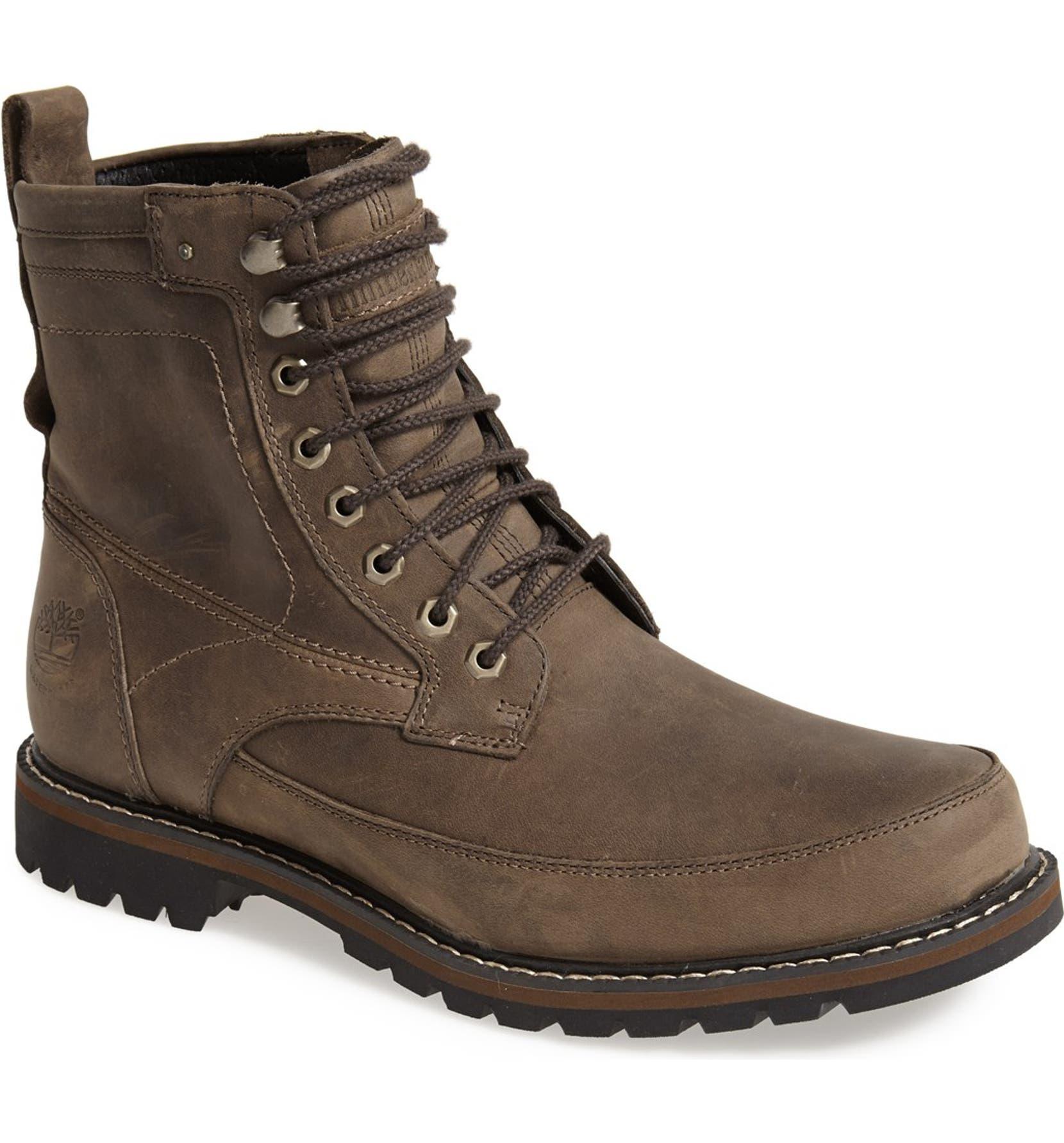 Earthkeepers® 'Chestnut Ridge' Apron Toe Boot