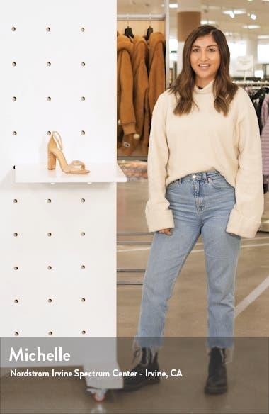Chiara Knot Ankle Strap Sandal, sales video thumbnail