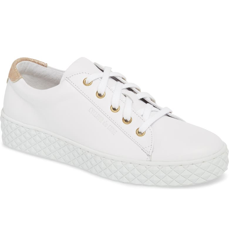 CYCLEUR DE LUXE Albufeira Sneaker, Main, color, 110