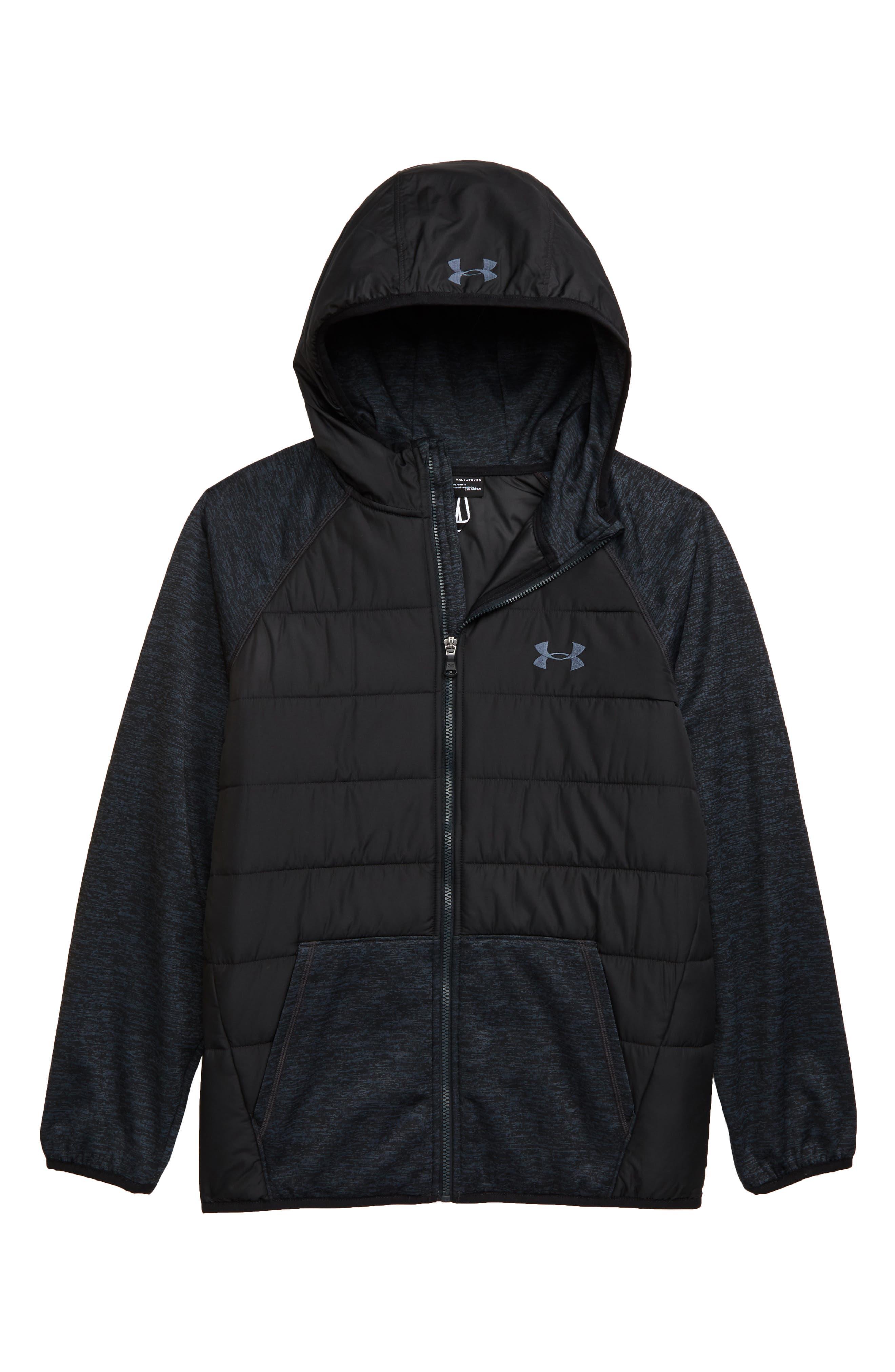 boys under armour jacket