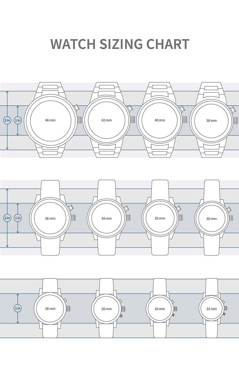 MICHAEL MICHAEL KORS Michael Kors 'Jet Set' Bracelet Watch, 38mm, Main, color, 000