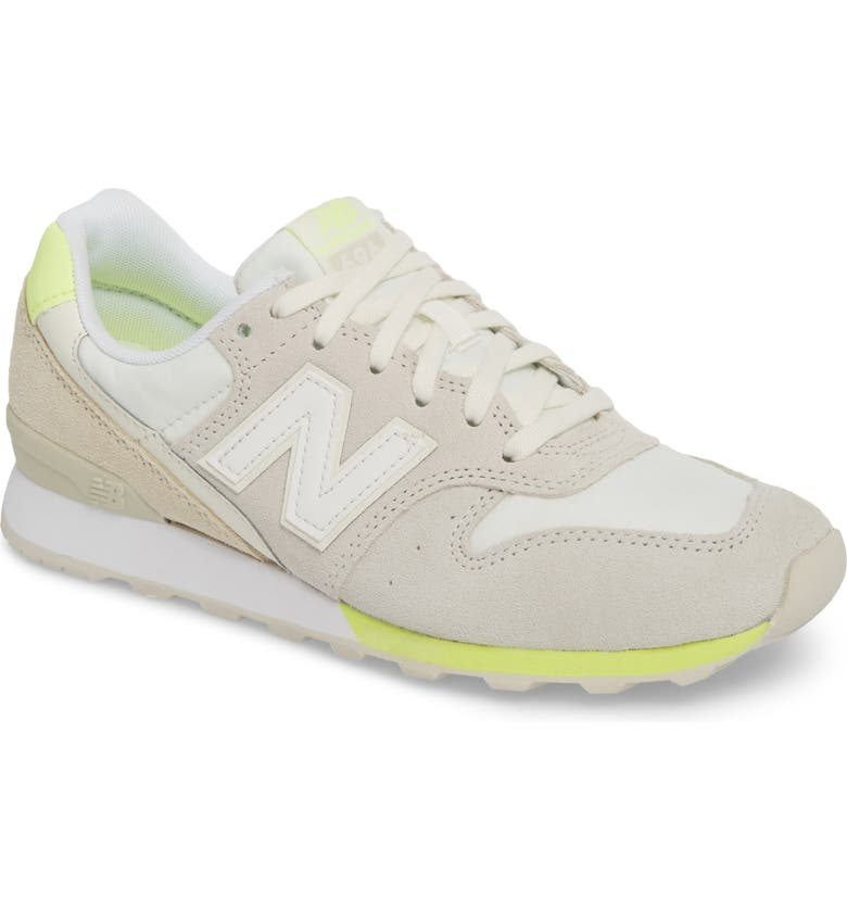 NEW BALANCE 696 Suede Sneaker, Main, color, 250