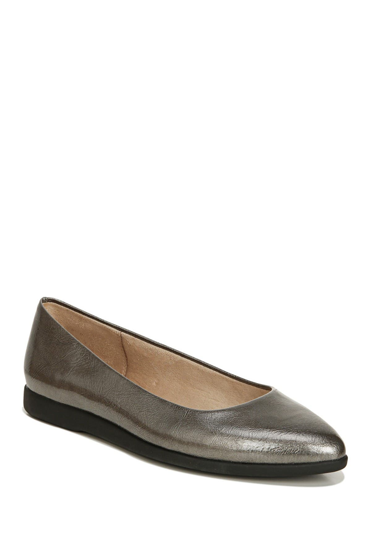 Image of LifeStride Amelia Pointed Toe Flat - Wide Width Available