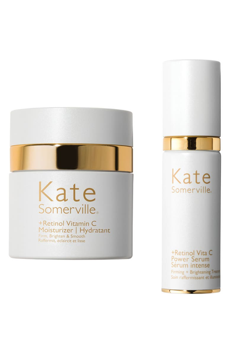 KATE SOMERVILLE<SUP>®</SUP> Overnight Bright Set, Main, color, 000